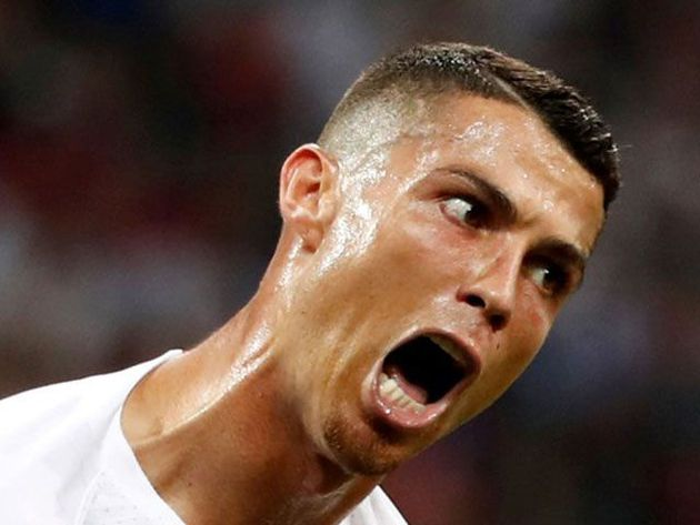 Juventus vuelve al trabajo pensando en Cristiano Ronaldo