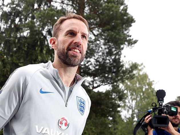 Máximo hermetismo en el entrenamiento de Inglaterra de cara al duelo ante Croacia