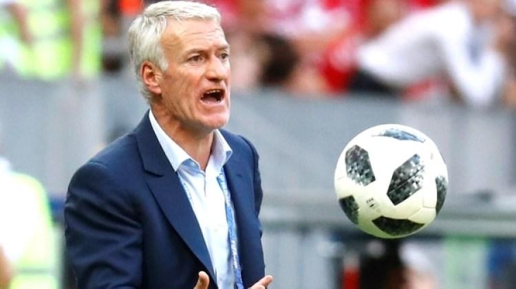 Didier Deschampsllevó a Francia a la final en el Mundial de Rusia REUTERS/Kai Pfaffenbach