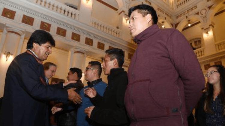 Abogados de los 9 bolivianos detenidos en Chile reclaman al Estado pago de sus honorarios