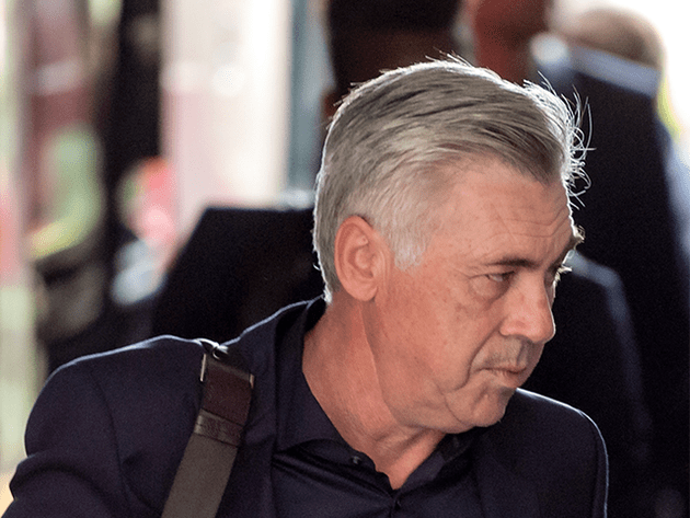 Ancelotti dice que llegada de Cristiano a Juventus le dará una motivación extra a Napoli