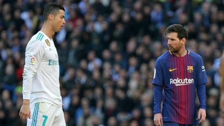 Cristiano ante Messi, una imagen que difícilmente vuelva a repetirse (REUTERS/Sergio Perez)