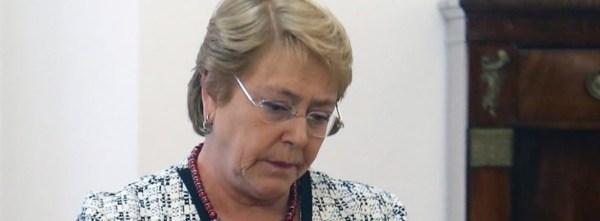 El Banco Mundial perjudicó los números de Chile durante el Gobierno de Bachelet