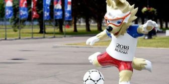 ¡Se están robando las estatuas de Zabivaka en Rusia!