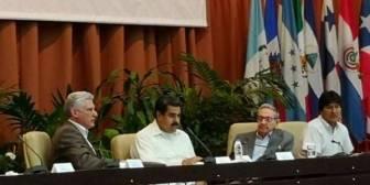 ¿Injerencia? Foro de Sao Paulo respalda repostulación de Evo para elecciones de 2019 en Bolivia