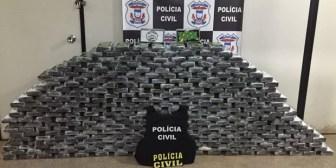 Brasil: Detienen a boliviano que llevaba 340 kilos de cocaína en avioneta