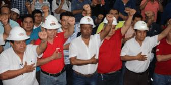 Trabajadores Petroleros de Bolivia ingresan en huelga de hambre por incremento salarial