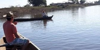 Buscan a joven desaparecido en el Río Blanco en Beni