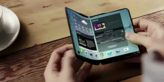 Samsung apuesta por el smartphone plegable en 2019
