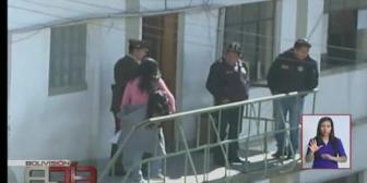 Albañil cayó de un segundo piso tras ser presuntamente empujado por una arquitecta