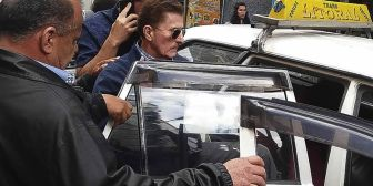 Techo 'e Paja sale del penal de San Pedro