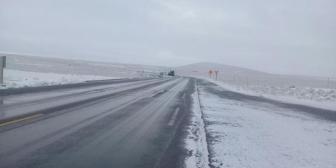 Cierran por nevada el paso a Chile por Tambo Quemado