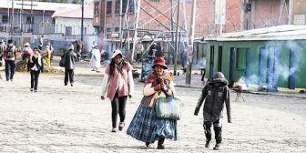 Bolivia ya atravesó por lo más frío del invierno