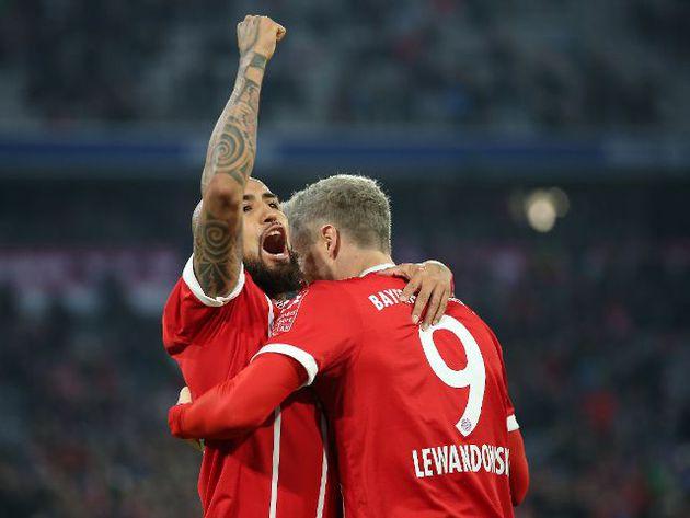 Bayern le dice a Vidal,