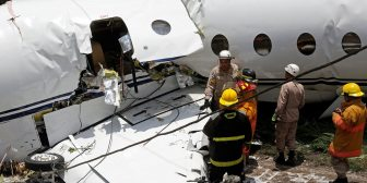 """""""Nos pegó un rayo"""": el testimonio de pasajeros que salieron ilesos del accidente aéreo en Durango"""