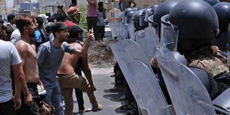 Siguen protestas en Irak y Gobierno ofrece paquete económico