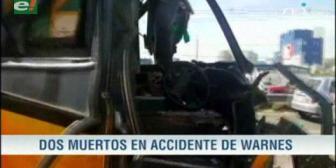 Video titulares de noticias de TV – Bolivia, noche del jueves 12 de julio de 2018