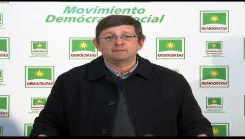 """Ortiz denuncia un nuevo """"Zapatazo"""" en adjudicación de contratos estatales a empresas vinculadas al empresario Carlos Gill"""
