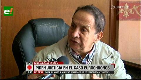 Adhemar Suárez: Hay responsables de la muerte de Ana Lorena que no quieren dar la cara
