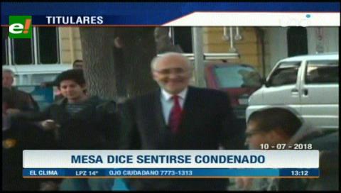 Video titulares de noticias de TV – Bolivia, mediodía del martes 10 de julio de 2018