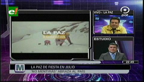 Alcalde Revilla lanza la campaña denominada Marca por La Paz