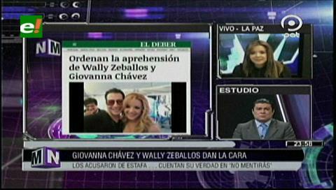 Giovanna Chávez cuenta su verdad sobre la orden de aprehensión en su contra