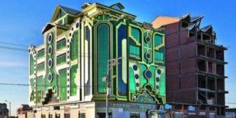 Edificios eco-friendly en Santa Cruz