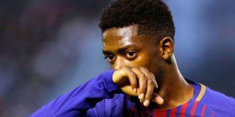Dembélé confesó en dónde jugará la siguiente temporada