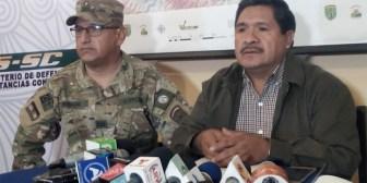 """Gobierno boliviano afirma que hay """"patrones de la coca"""" y narcotráfico en La Asunta"""