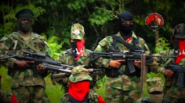 La guerrillaELN