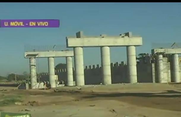 ABC muestra avance de obras en vía Santa Cruz – Warnes