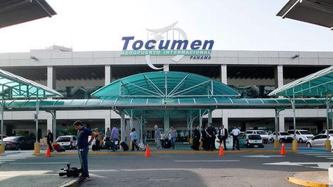 Aeropuerto Internacional de Tocumen, en Panamá