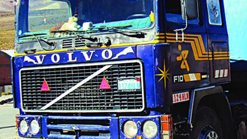 El Transporte pesado deja reuniones con Impuestos