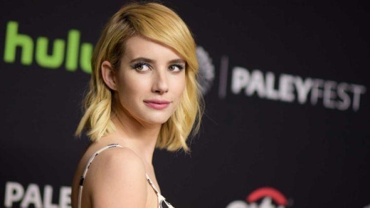 Emma Roberts tiene 27 años y se dedica a la actuación como su famosa tía (AP)