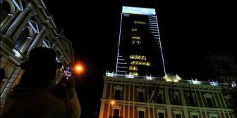 Llamar palacio a la Casa grande del Pueblo no es periodismo, es hacer activismo, según ministro Rada