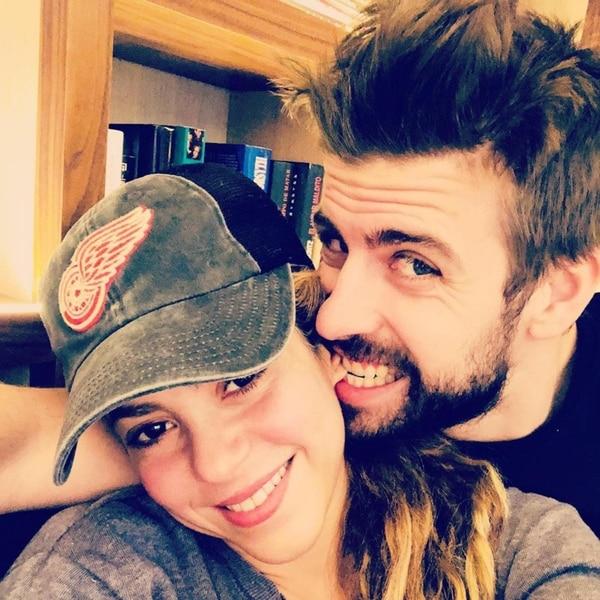 Shakira y Piqué tienen dos hijos Milán y Sasha