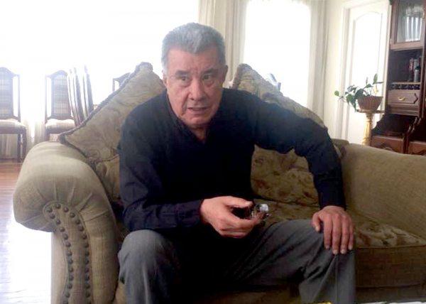 LEOPOLDO FERNÁNDEZ, EXPREFECTO DE PANDO.