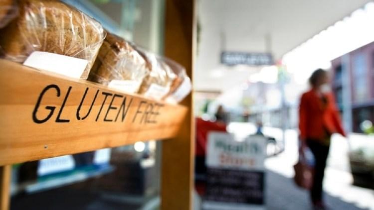 """El mercado de los productos """"libre de"""", que encabeza elgluten, aumentó un 27% en el Reino Unido."""