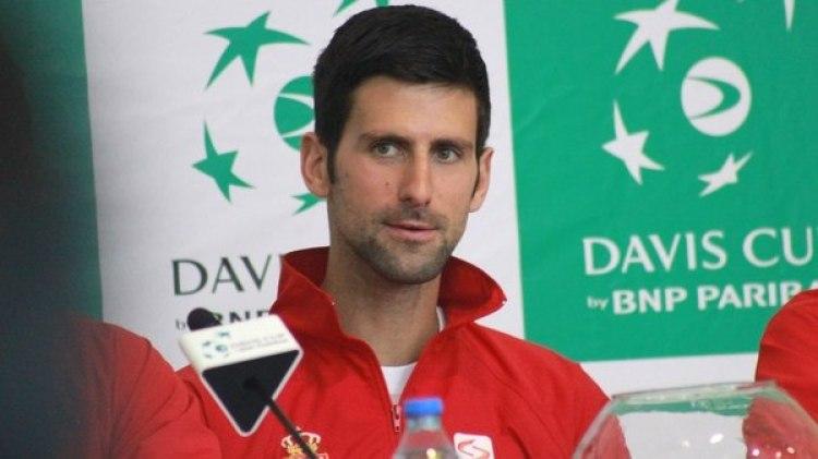 Djokovic, una de las grandes figuras a favor del cambio