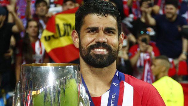 """Diego Costa: """"Le dije al Cholo que si quería ganar títulos tenía que ficharme"""""""