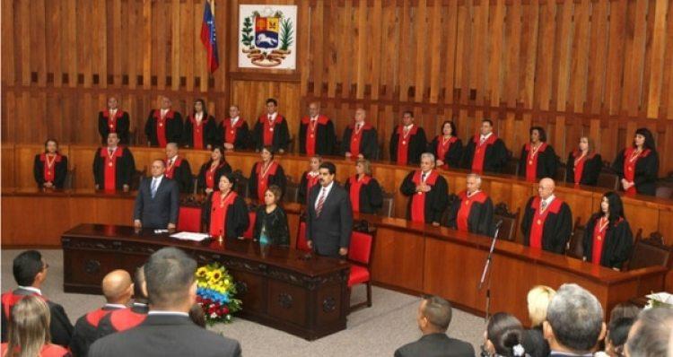 Tribunal Supremo de Justicia venezolano