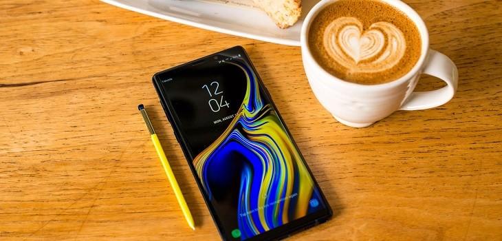 Fondos de pantalla Galaxy Note 9