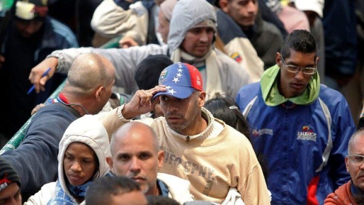 Cada vez son más los venezolanos que llegan a Ecuador (Reuters)