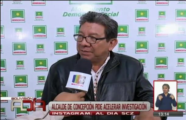 Alcalde de Concepción pide acelerar las investigaciones por corrupción