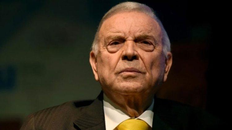 José Maria Marin presidió la CBF entre 2012 y 2015