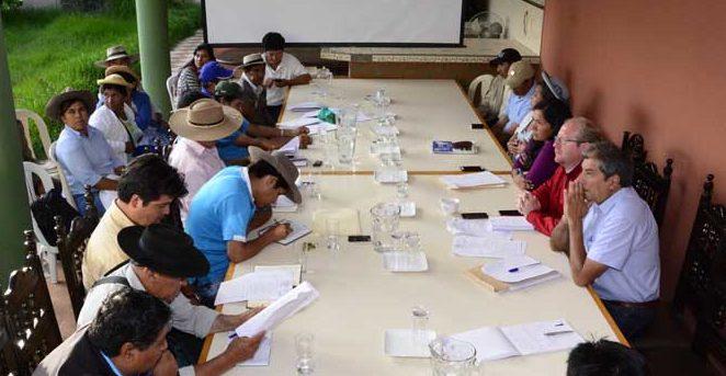 Campesinos de Tarija prevén que la Gobernación promulgue el jueves norma para el pago del Prosol