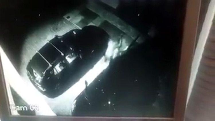 El delincuente no pudo reaccionar y se limitó a huir
