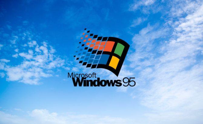 Windows 95 está de regreso, en forma de aplicación descargable
