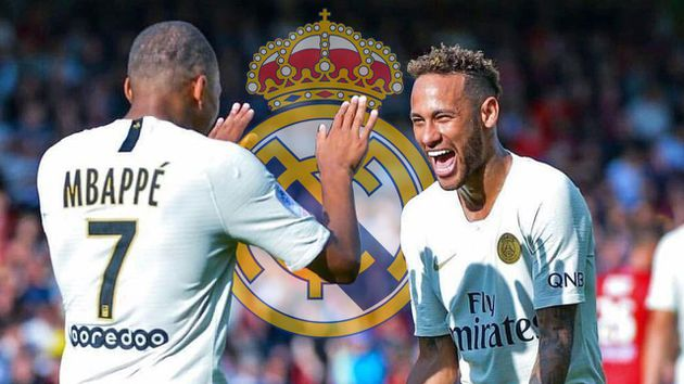 La posibilidad para que el Real Madrid pueda fichar a Neymar o Mbappé