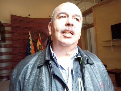 El senador de UD Arturo Murillo en entrevista con La Razón Digital.